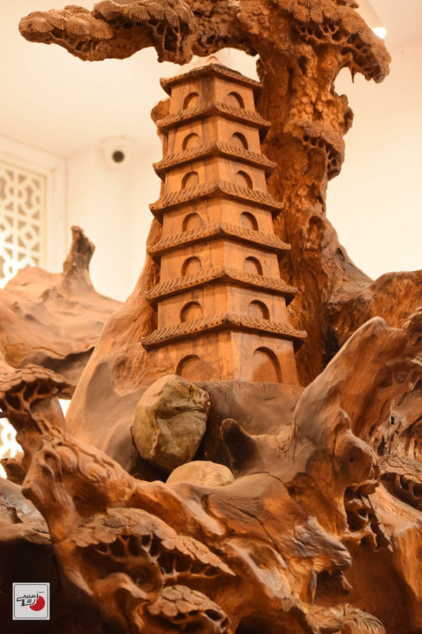 tượng gỗ mỹ nghệ