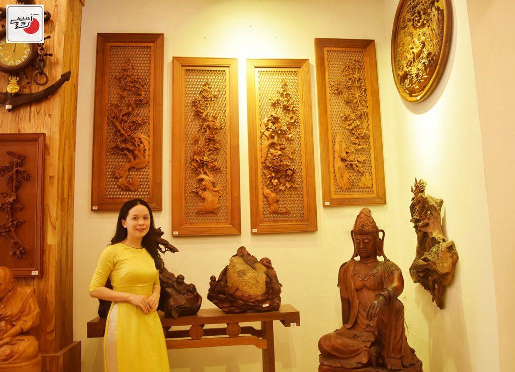 gỗ mỹ nghệ đà nẵng