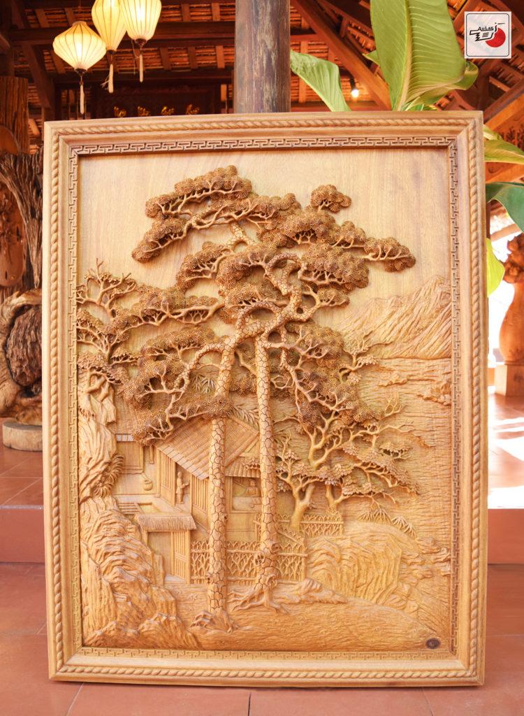 tranh gỗ đà nẵng