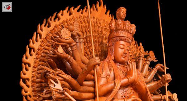 tượng gỗ đẹp