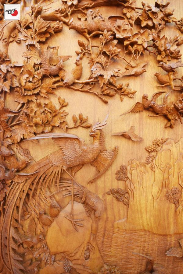 tranh gỗ đẹp treo tường