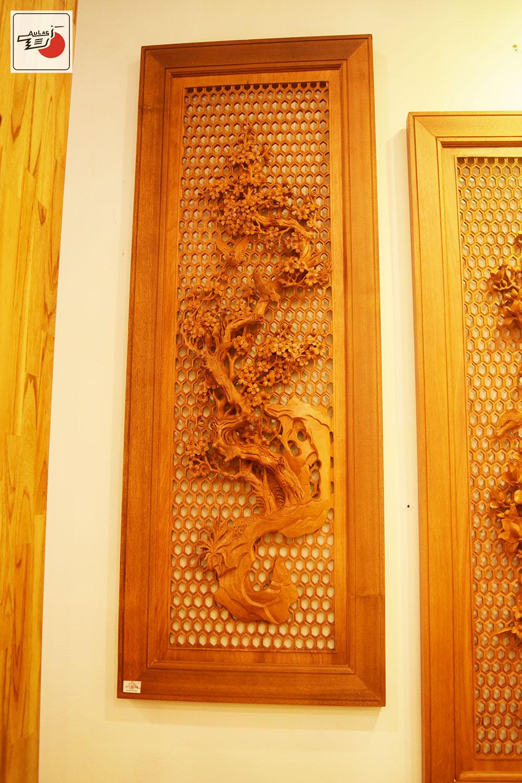 Tranh gỗ mỹ nghệ đẹp